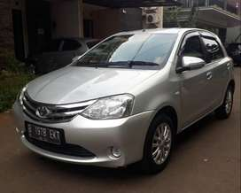 TDP 4JT Toyota Etios E Manual 2014 Silver Low Km Good Condition