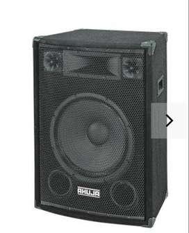 Ahuja spekers amplifier inbuild
