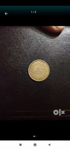Quarter ana coin