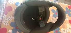 New helmet new bike liya tha usi ke sath new helmet hero ka mila h