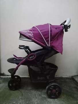 Kereta bayi babyelle preloved