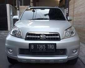 Daihatsu Terios Tx adventur manual 2013 tdp 5jt angs 4.061 x 47 bln