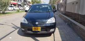 Get suzuki liana 2006 on easy monthly installments