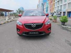 Mazda CX 5 Touring Metik Tahun 2013 Tdp Ringan 28Jt