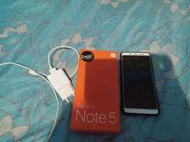 Redmi Note 5 white 3/32