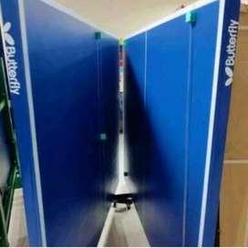 Tenis meja butterfly PARTIKEL BORD lokal paket