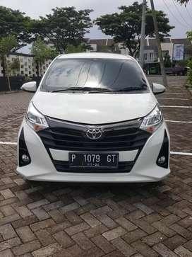 Toyota Calya G Facelift 2019