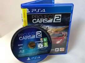 Project Cars 2 ~ PS4 Game Original CD