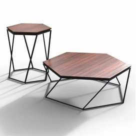Meja tamu meja sofa meja coffe table meja cafe meja industrial