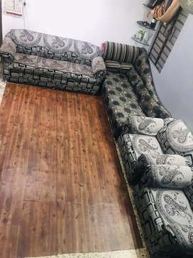 Very cheap 1+1+3 Sofa & Corner Couch