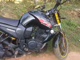 Yamaha FZ exchange available