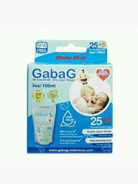 Gabag Kantong ASI 100 mL