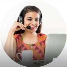 Work from home Customer care call, emails, presentation representative
