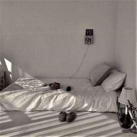 Disewakan 1 unit kamar tidur/kos khusus laki-laki