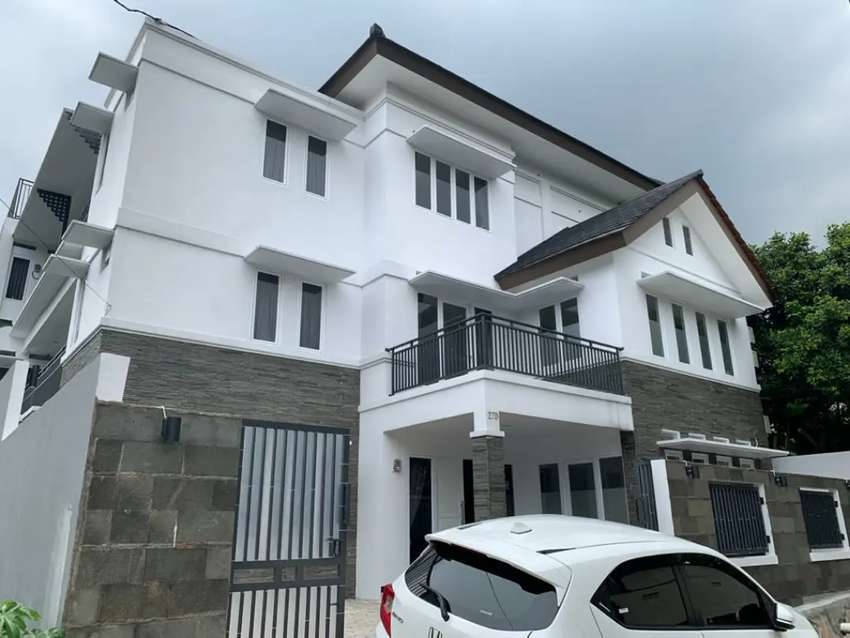 Homey House, rumah kos khusus Putri dekat UI, Kukusan Beji Kota Depok 0
