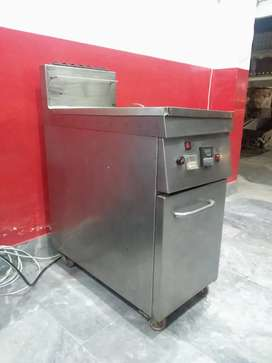Deep Fryer 24 liter 4 tubes fully automatic for Sale