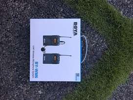 Boya by-wm 6 wireless clip on