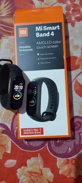 Mi band 4 for sale
