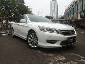 Honda Accord 2.4 VTiL 2014 Putih TERMURAH