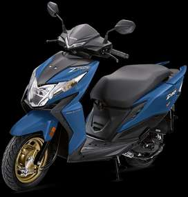 Honda Dio Brand new pay 3333/( valid for Chennai customer only)