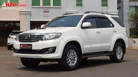 Toyota Grand Fortuner Diesel 2.5 VNT AT NIK 2014 Mulus!!!