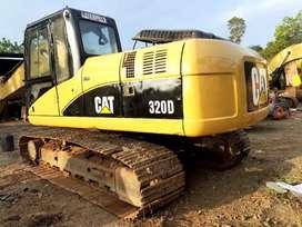 Cat 320D thn 2009