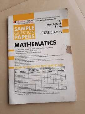 Oswaal class 10 maths and science