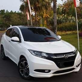 Dijual Honda HRV Prestige 1.8  2016 floating, putih istimewa