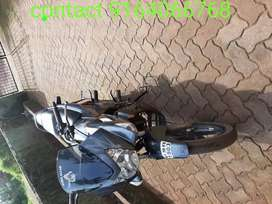 very good condition bike