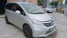 Honda Freed s 2012 muka baru