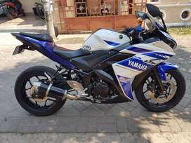 Yamaha R25 pemakaian 2015