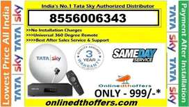 TATA SKY AND AIRTEL NEW DTH CONNECTION DIWALI OFFER