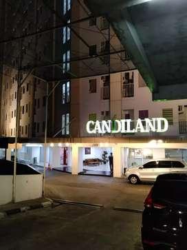 Sewa Harian, mingguan, bulanan Apartement Candiland Semarang