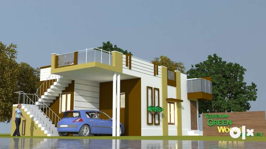 24/7 security, electric facility, water supply, gated community servi, 0