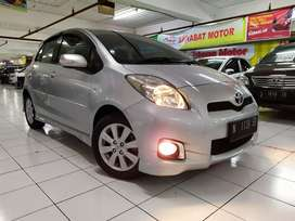 Toyota yaris s limited metic 2012 super istimewa
