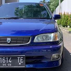 New Corolla 1.8 SEG AE112