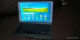 Samsung Tab S 8.4 SM-T705 + Bluetooth Keyboard