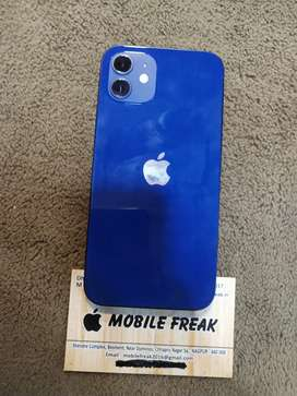 IPhone 12 256gb blue 3 months used only