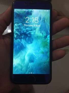 I phone 7  256 gb good condition and well maintain