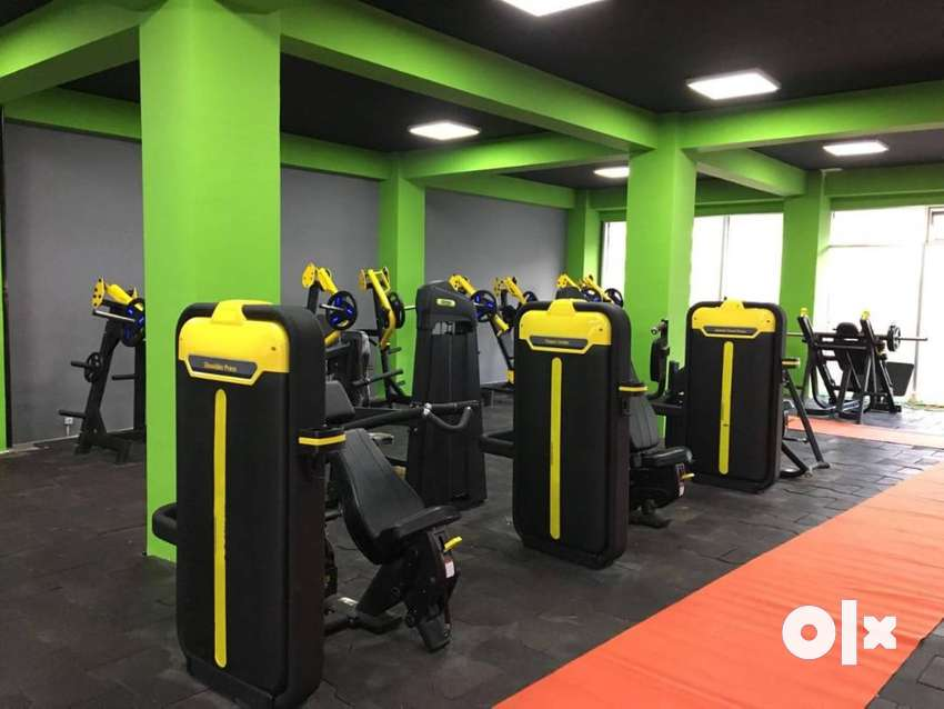 gym & fitness equipment manufacturing