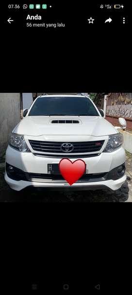 Toyota Fortuner 2014 Diesel