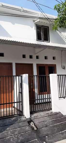 Rumah di kontrakan Tangerang