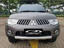 PAJERO SPORT EXEED 2 5  AT 2013 KM.50RB TDP 5JT ALL IN ANGS 8JT X 47
