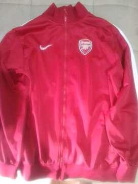 Jaket Bola Arsenal Ukuran XL