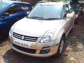 Maruti Suzuki Swift Dzire 1.2 Lxi BSIV, 2011, Petrol