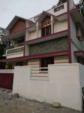 3 bhk 1400 sqft new build house at varapuzha puthanpally near