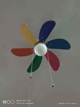 Kipas angin lampu