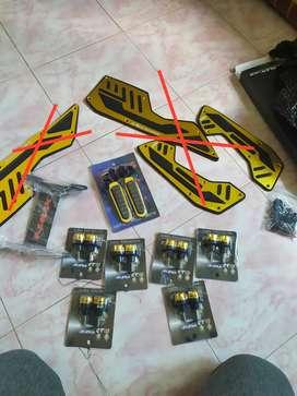Accessories motor N-Max