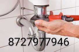 All type of plumbing work and water tank cleaning