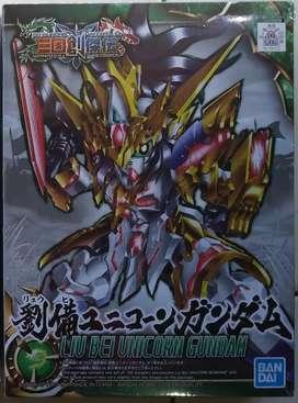 SDSS Liu Bei Unicorn Gundam